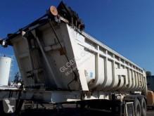 Trailer Company construction dump semi-trailer ACIER E ESSIEUX LAMES