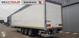 Félpótkocsi Lecitrailer 2x DISPO Novembre 2020 új furgon