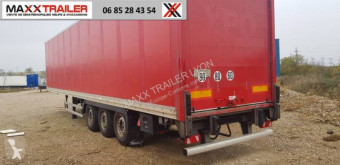Samro VISIBLE SUR PARC LYON semi-trailer used double deck box