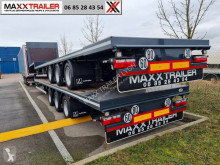 Lecitrailer 2x DISPO avril 2021 semi-trailer new straw carrier flatbed