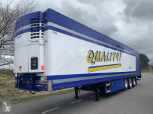 Burg mono temperature refrigerated semi-trailer Thermo King SL-200 Bloemen