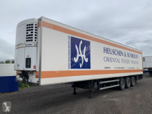 Kögel Thermo King SL-200e semi-trailer used mono temperature refrigerated