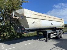 Kaiser Tipper Steel SAF semi-trailer used tipper