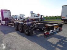 Sættevogn Asca porte Containers containervogn brugt