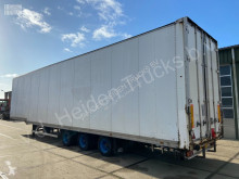 Trailer Talson F 1227 Volume 3x BPW | Koffer tweedehands