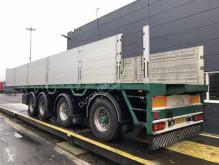 Pacton platóoldalak plató félpótkocsi 4 assen | Alcoa | 54.000 kg