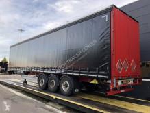 Félpótkocsi Pacton Hardwood omega floor, 42.000 kg használt függönyponyvaroló