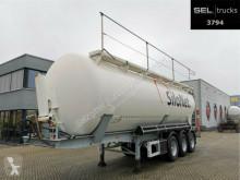 Semirremolque cisterna gránulos / polvo Feldbinder Kippsilo KIP 45/5940/A/2 / 45.000l / Alu-Felgen