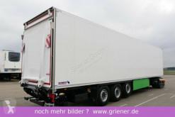 Semi remorque fourgon Schmitz Cargobull SKO 24/ LBW 2500 kg / BLUMENBREITE /VOLLISOLIERT