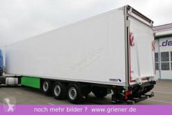 Semi reboque Schmitz Cargobull SKO 24/ LBW 2500 kg / BLUMENBREITE /VOLLISOLIERT frigorífico usado