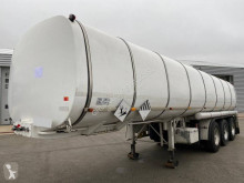 Silva PC-34000/1AAL-TV semi-trailer used tanker