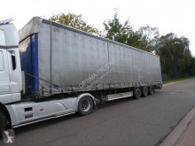 Fliegl tautliner semi-trailer DHKA 27/2007