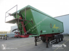 Kipper Alukastenmulde 38m³ semi-trailer used tipper
