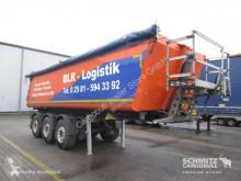 Sættevogn Schmitz Cargobull Kipper Alukastenmulde 27m³ ske brugt