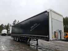 Schmitz Cargobull függönyponyvaroló félpótkocsi FIRANKA STANDARD 2007 oś podnoszona nowe plandeki
