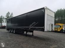 Félpótkocsi Schmitz Cargobull FIRANKA STANDARD 2007 használt függönyponyvaroló