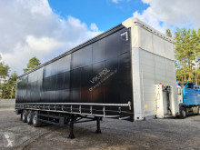 Semi remorque rideaux coulissants (plsc) Schmitz Cargobull FIRANKA STANDARD 2007 oś podnoszona nowe plandeki