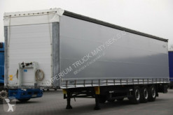 Sættevogn palletransport Schmitz Cargobull CURTAINSIDER /STANDARD / TIRES 90 % / XL CODE