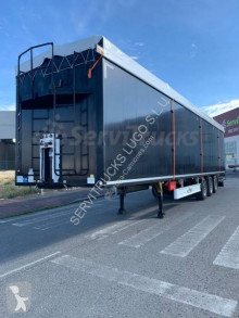Fliegl moving floor semi-trailer SDS
