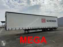 Semi remorque Krone Mega 3 m Innenhöhe SZS300 Twin2 Achs Planenaufl savoyarde occasion