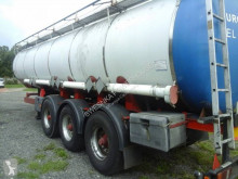 Semirremolque Hendricks Goh ADR cisterna usado