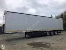Semitrailer Kögel 3 ESSIEUX HAYON ELEVATEUR skjutbara ridåer (flexibla skjutbara sidoväggar) begagnad