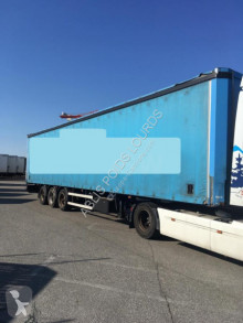 Lecitrailer tautliner semi-trailer Non spécifié