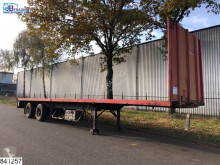 Netam open laadbak semi-trailer used flatbed