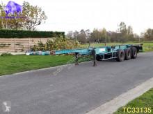 Semitrailer containertransport Trailor Container Transport