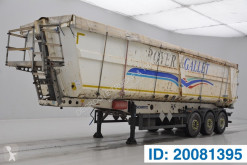 Schmitz Cargobull tipper semi-trailer 50 cub in steel