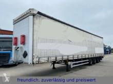Semirimorchio Schmitz Cargobull SCB*S3T*PR.PL*HUBDACH*MEGA centinato alla francese usato