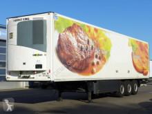 Semi remorque frigo Schmitz Cargobull SKO 24 *Thermoking SLX200*FRC 05-2021*Rohrbahnen