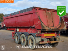 Semi remorque benne Renders 22m3 Steel tipper Liftaxle