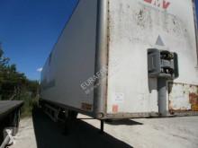 Semitrailer Fruehauf suspension lames frein tambour transportbil polybotten begagnad