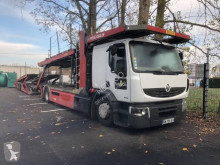 Renault car carrier semi-trailer 460 dci