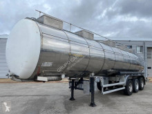 Parcisa CA-190-320 semi-trailer used tanker