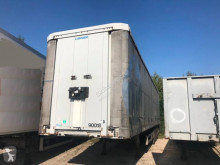 Lecitrailer OPEN BOX C+ semi-trailer used tautliner