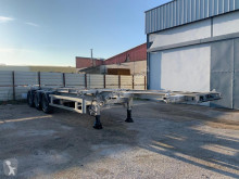 Semirimorchio portacontainers Asca Non spécifié