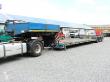 Doll T3H-S3 ausziehbar 23150m absattelbarer Schw. semi-trailer used heavy equipment transport