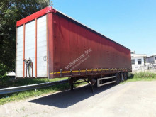 Zorzi 37S136ER semi-trailer used tautliner