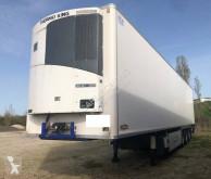 Chereau egyhőmérsékletes hűtőkocsi félpótkocsi hayon retract - 2 essieux relev.