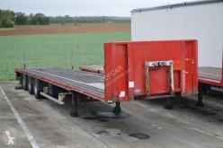 Sættevogn flatbed Lecitrailer
