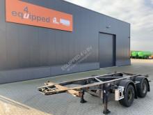 Naczepa Van Hool 20FT ADR-Chassis, galvanisiert, Leergewicht: 3.020kg, BPW używana