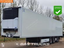 Semi remorque Krone Carrier Maxima 1300 Laadklep Stuur + Liftas APK 6-2021 frigo mono température occasion