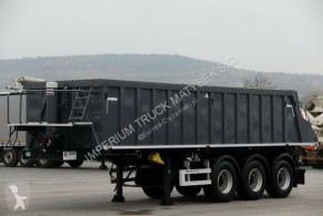 Semi reboque Zasław GRAS / TIPPER 27 M3 / WHOLE STEEL / basculante usado