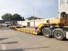 Nooteboom heavy equipment transport semi-trailer 4-Achs Eurotrailer 4-Achs Eurotrailer, Tiefbett, Baggerstielmulde, 15,6m- 20,6m, hydr. Lenkung