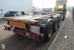Semitrailer Van Hool Tank-container chassis / 20-30FT / Disk Brakes / BPW Axle containertransport begagnad