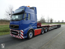 Semi remorque Broshuis 4AOU-58/3-15 Triple Extendable Wing Carrier - 52.9 mtr - porte engins occasion