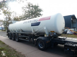 Atcomex TO/27TRI/38ST semi-trailer used chemical tanker