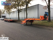 Semi remorque Faymonville Lowbed 75000 kg, 6,80 mtr extendable, B 2,74 + 2x 0,30 mtr, Lowbed porte engins occasion